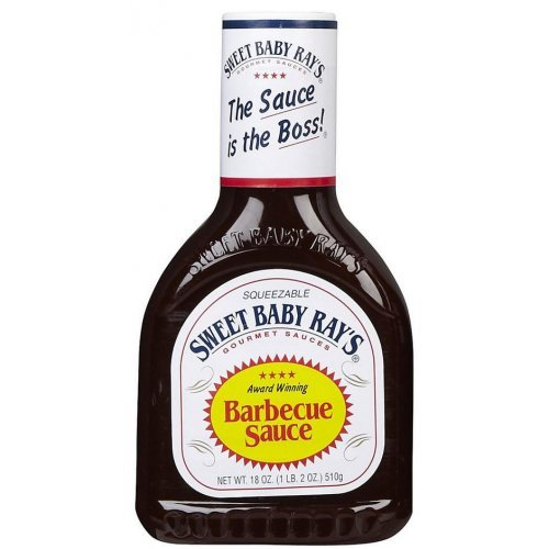 Sweet Baby Ray's Barbecue Saus