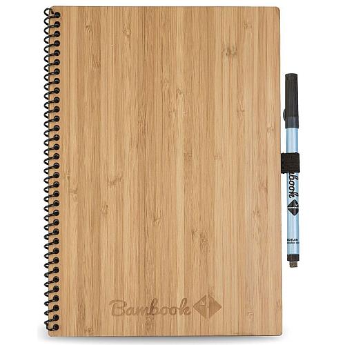 Bambook Uitwisbaar Notitieblok A4