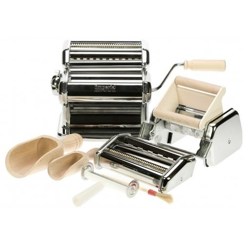 Imperia Pasta Machine De Luxe Set