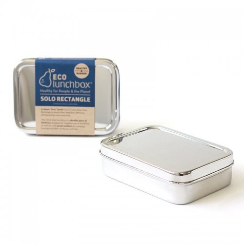 Eco Lunchbox Solo Rectangle