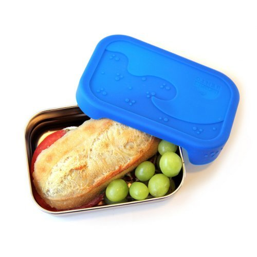 Eco Lunchbox Blue Water Bento