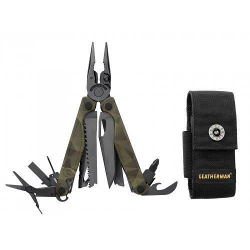 Leatherman Charge Plus Camo