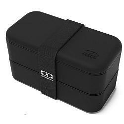Monbento Bento Original • Lunch Box Black Onyx