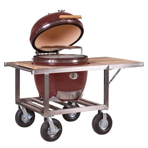 Monolith Le Chef Grill Rood met Buggy