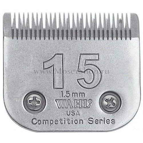 Wahl Competition Snijmes #15