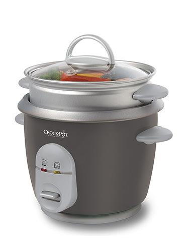 Crock-Pot Rijstkoker en Stoompan 0.6 L