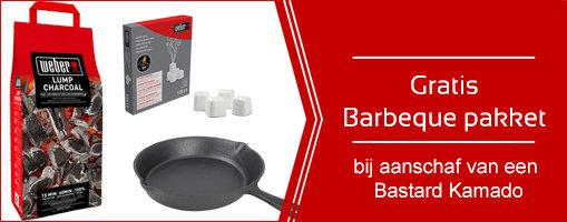 gratis barbecuepakket